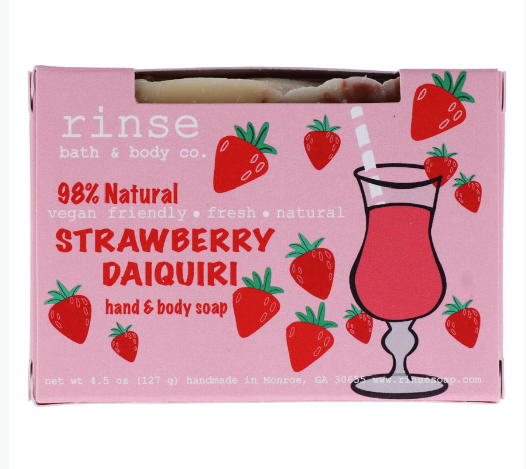 Strawberry Daiquiri Soap