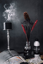 Load image into Gallery viewer, Inked Reed Diffuser - RAVEN NOIR (Non Toxic & Vegan)