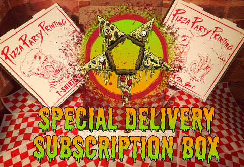 horror subscription box