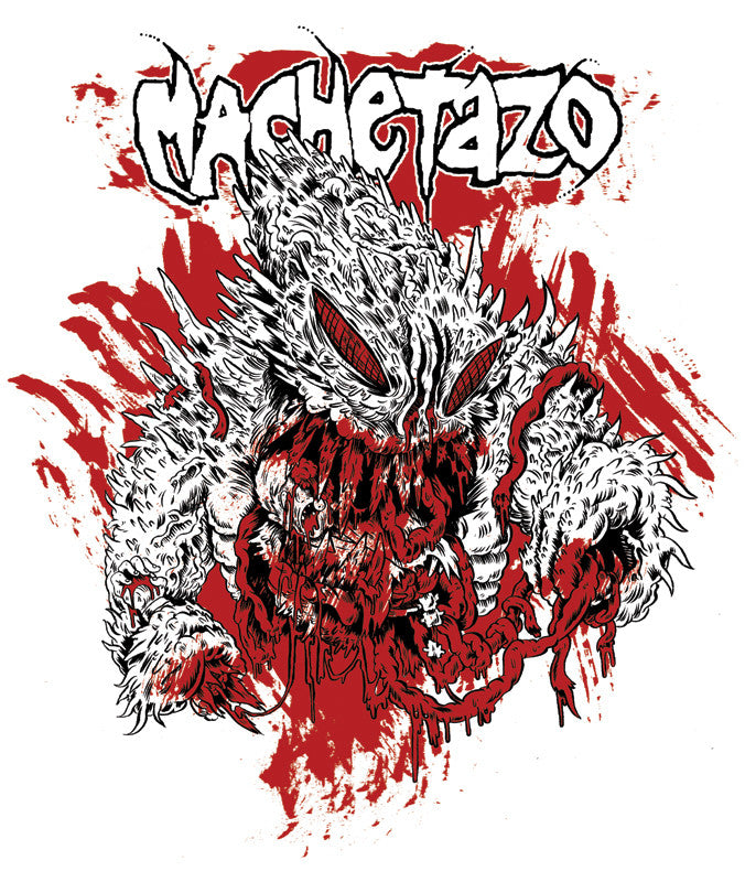 "Machetazo ""Alien"""