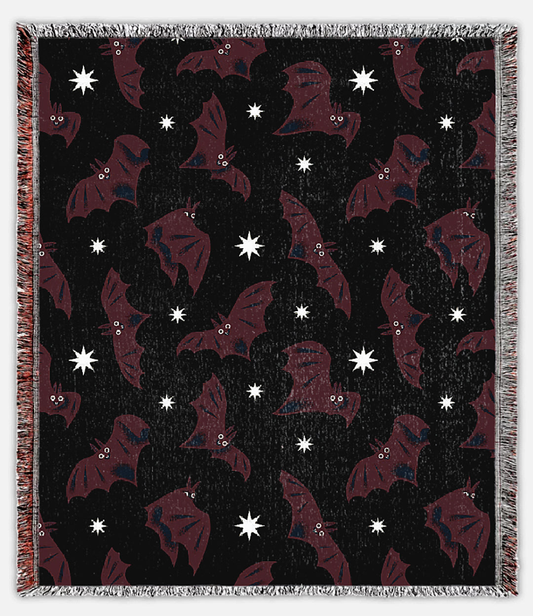 Bat Dance Blanket