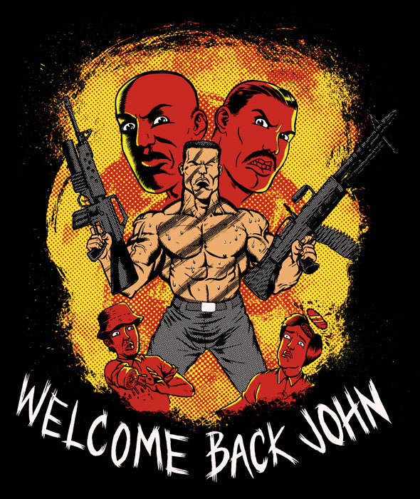 Welcome Back John T-Shirt