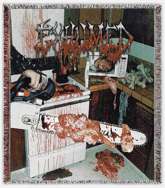 Exhumed- Gore Metal Blanket