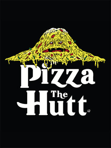 Pizza the Hutt Sticker