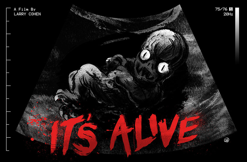 It's Alive Poster