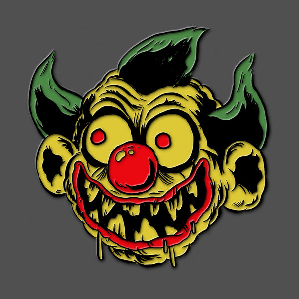 Killer Klowns Enamel Pin