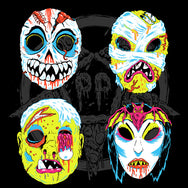 Halloweener Masks