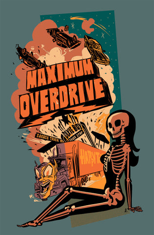 Maximum Overdrive T-Shirt
