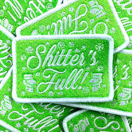 """Shitter's Full!"" Patch"