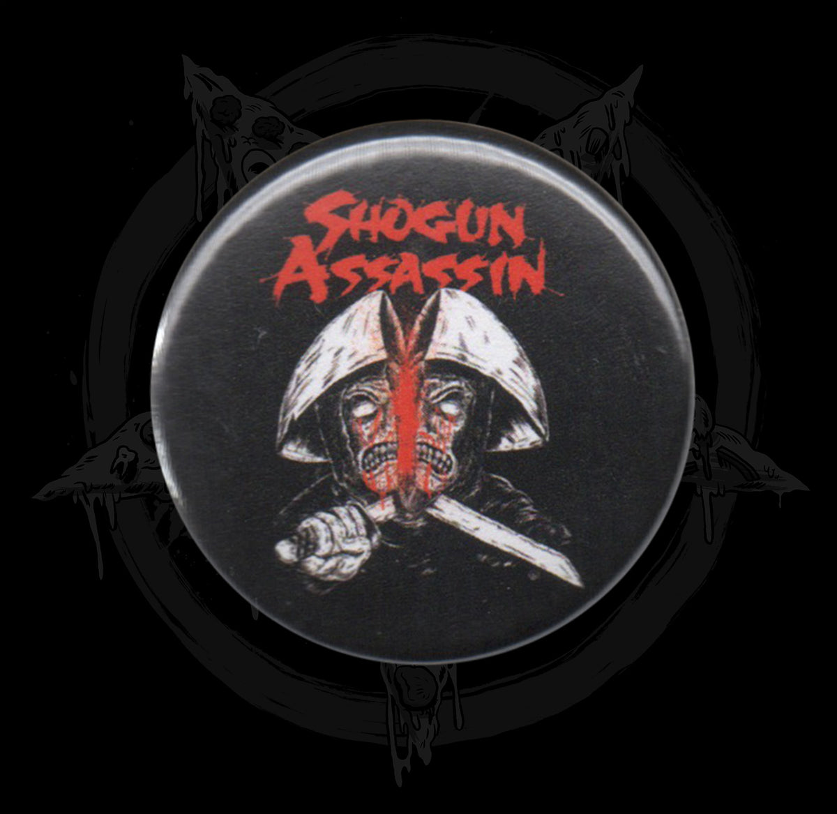 Shogun Assassin Button