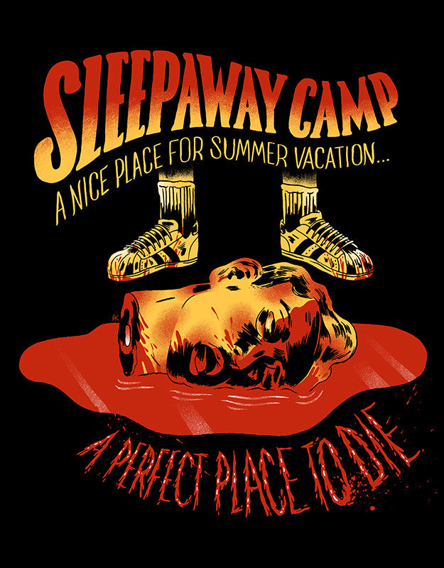 Sleepaway Camp Shirt