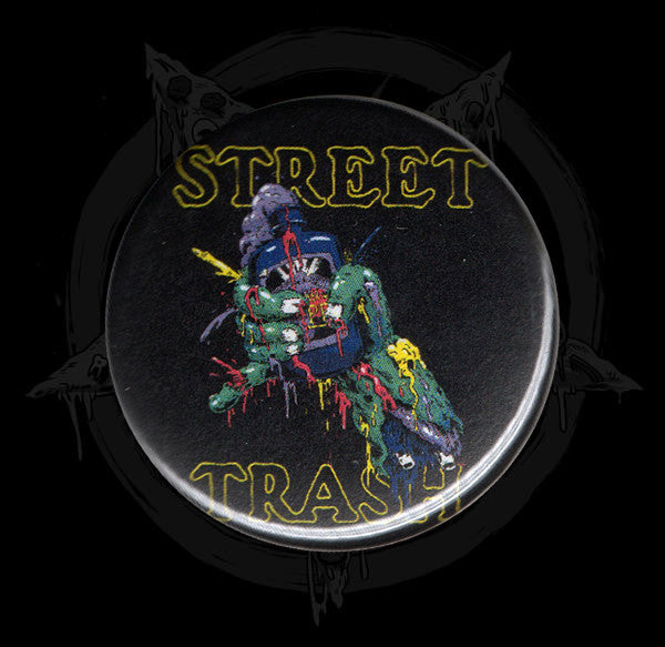 Street Trash Button