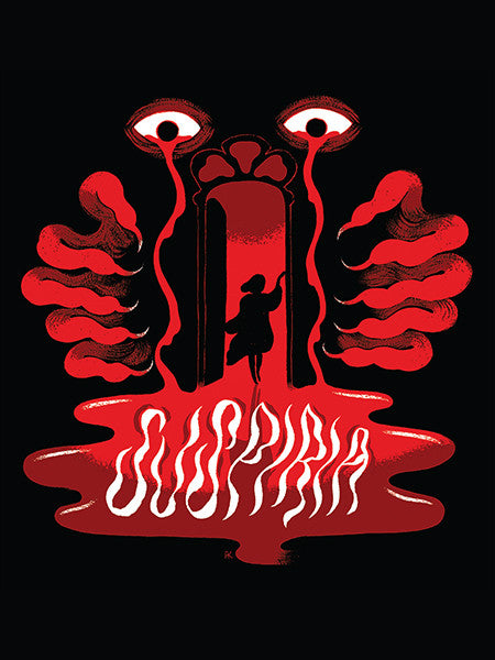 Suspiria Sticker