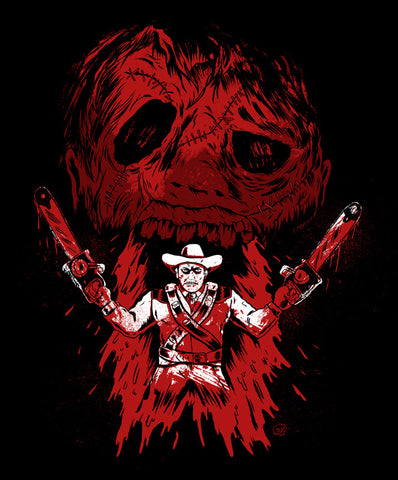 Texas Chainsaw Massacre 2 T-Shirt