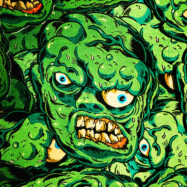 Toxic Avenger Back Patch