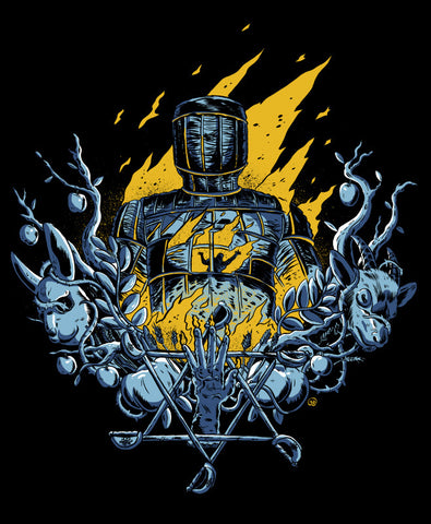 The Wicker Man T-Shirt