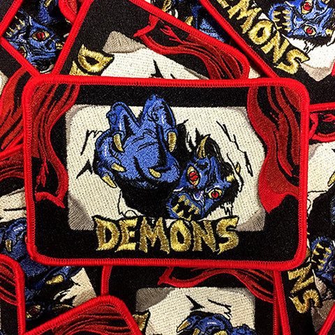 Demons Patch or Hat