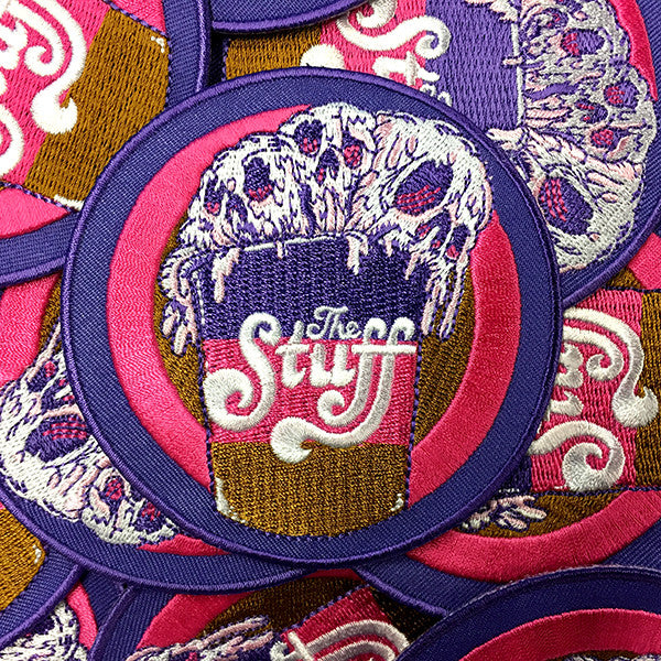 The Stuff Embroidered Patch