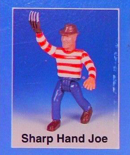 Sharp Hand Joe