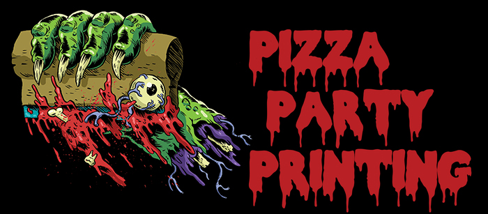 Pizza Party Printing