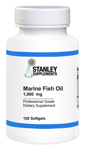 Marine Fish Oil (100 softgels)