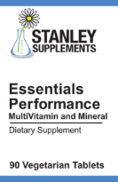Essentials Performance Multivitamin