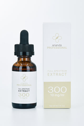 Full Spectrum CBD Oil 300 mg (10 mg/ml) 30 ml