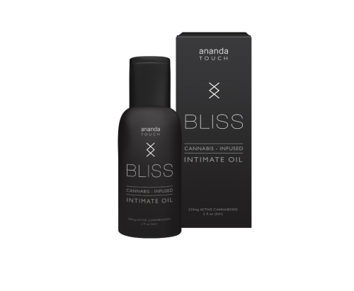 BLISS - Cannabis Infused Intimate Oil