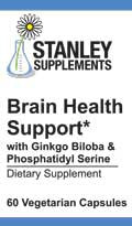 Brain Health Support (60 capsules)