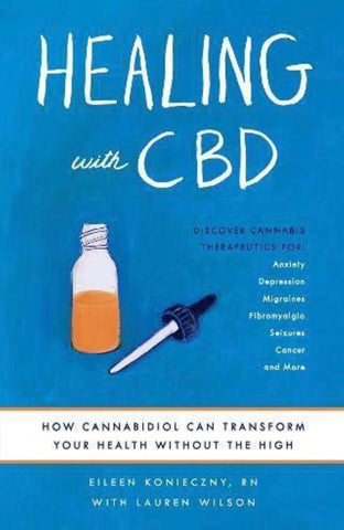 Healing with CBD - A Guide to Better Health (Softcover Book)