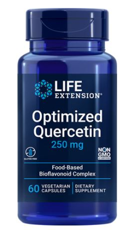 Optimized Quercetin (60 vegetarian capsules)