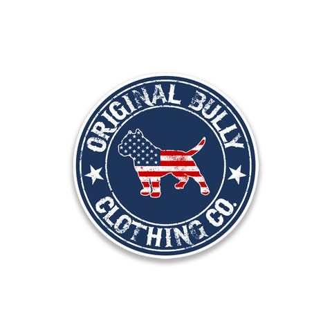 All American Sticker
