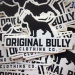 Original Bully Logo Decal