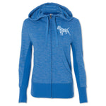Mission Ladies Zip Hoodie