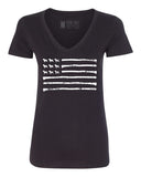 Patriot Ladies V-Neck Tee