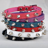 New! Friday Night Studded Collar
