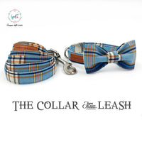 New! Sunday's Best Collar and Leash Combo