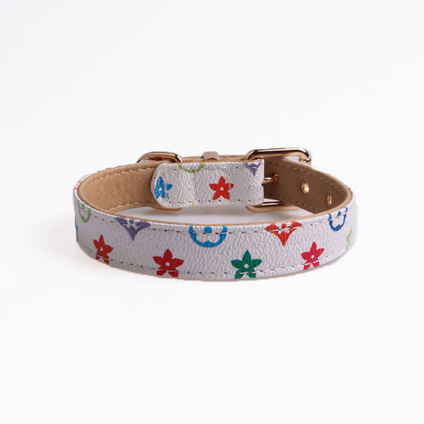 LV in Luxury Collar
