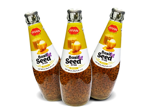Basil Seed Drink (Honey)