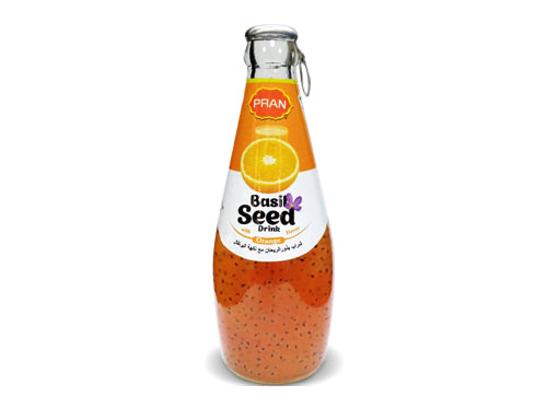 Basil Seed Drink (Orange)