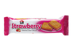 Cream Biscuit (Strawberry)