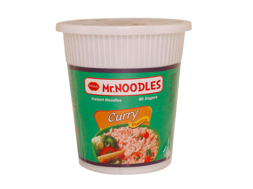 Cup Noodles (Curry)