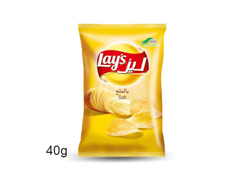 Lays Salted Potato Chips