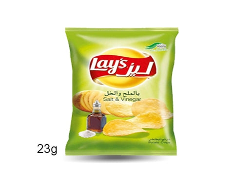 Lays Salt & Vinegar Potato Chips