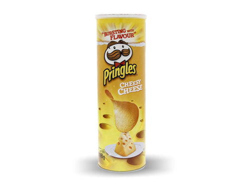 Pringles Cheesy Cheese Chips