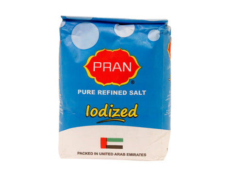 Salt (Pure Refined Iodized )