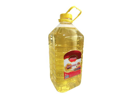 Pran Sunflower Oil 4000ml