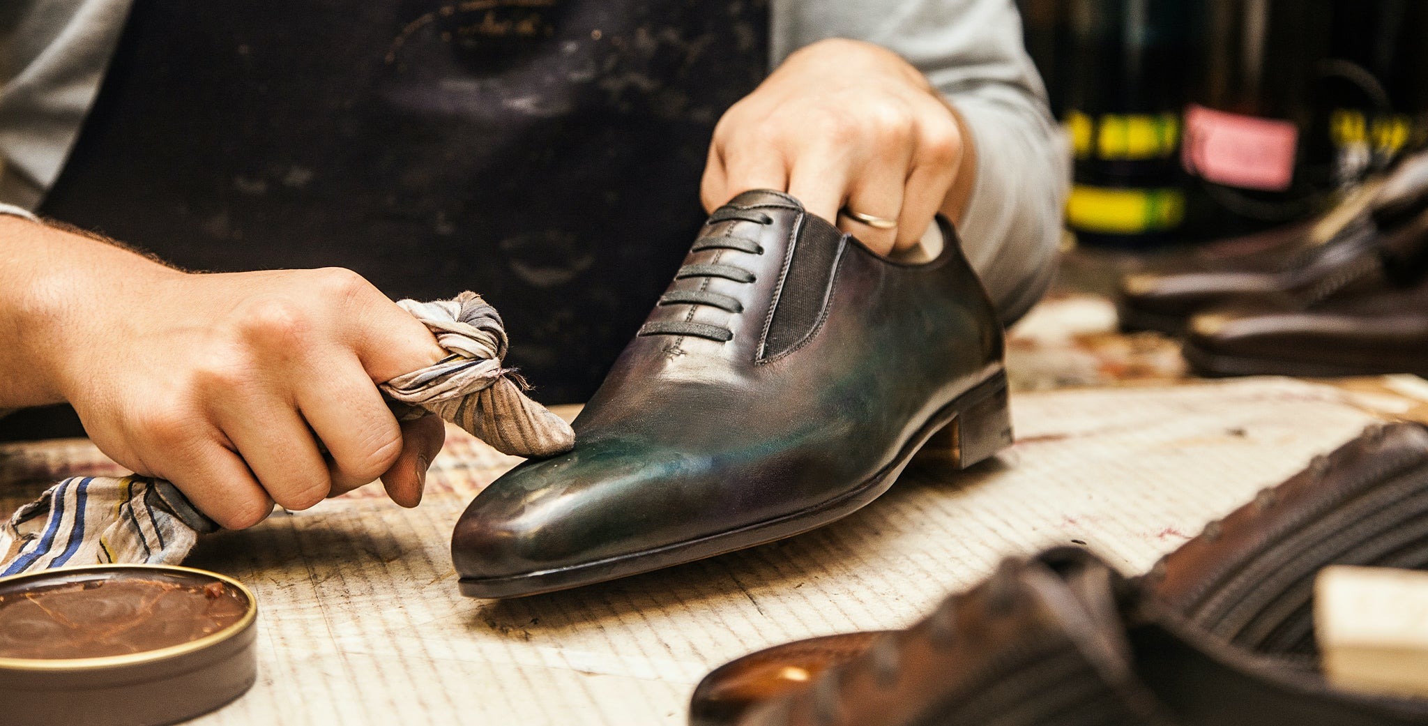 Made-to-Order Oxfords & Monks