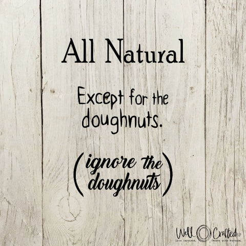 Ignore the Doughnuts Digital Design