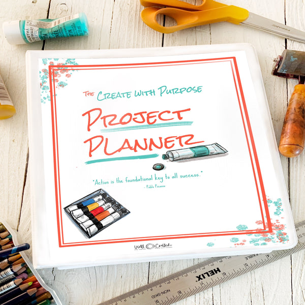 Create with Purpose Project Planner